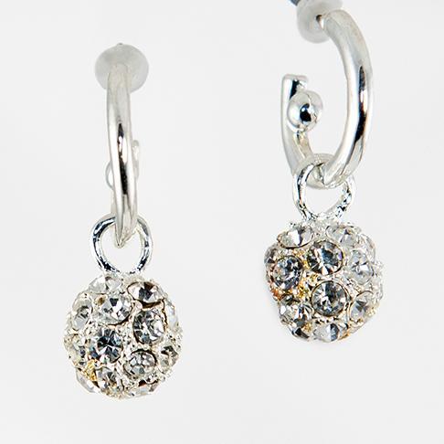 rancho trading company ea398 fireball earrings with hoop