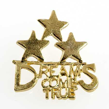 TA289: Dreams Come True Tac with Gold Stars