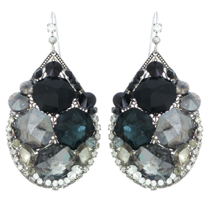 EA719: Crystal Earrings