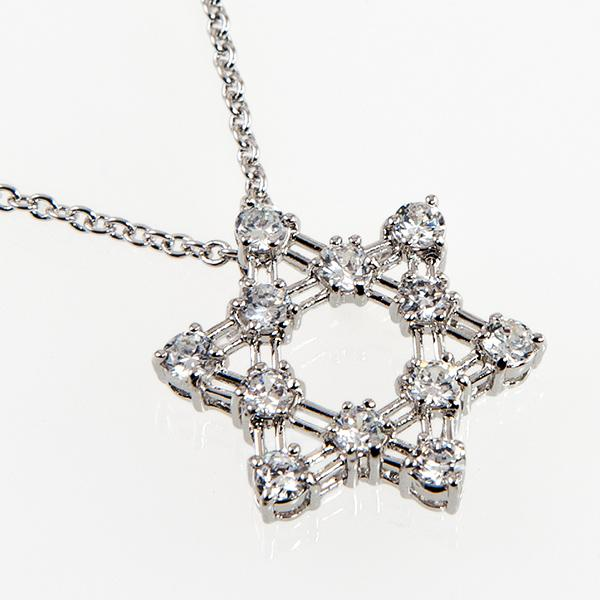 NA227: Star of David Necklace