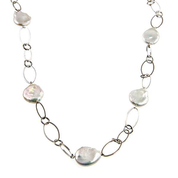 NC167: Pearl Necklace