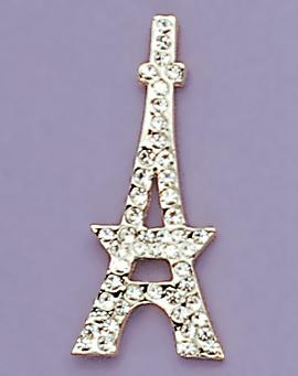 PA331: Eiffel Tower Pin
