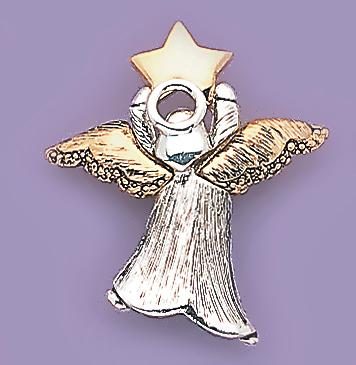 PA383: Star Angel Pin