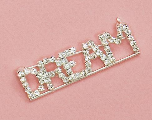 PA537: DREAM Austrian Crystal Pin