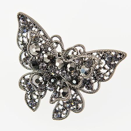 RA203: Butterfly Stretch Ring