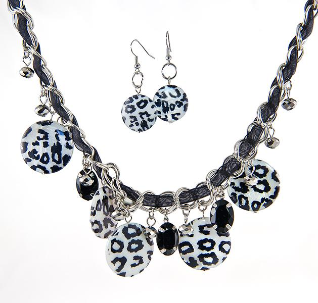 SN243: Exotic Animal Print Set