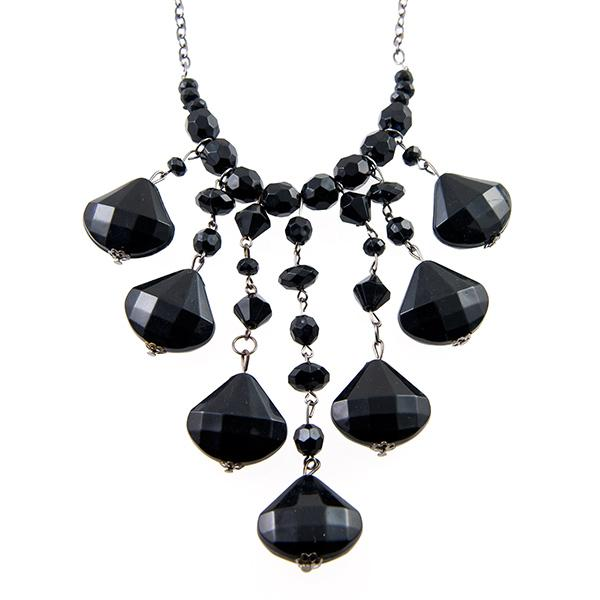 SN279: Chandlier Necklace Set