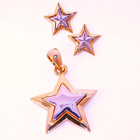SN50: 3-Piece 2-Tone Star Set