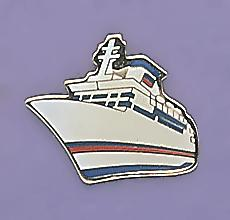 TA182: Enamel Cruise Ship Tac