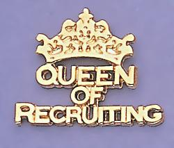 TA317: Queen Of Recruiting
