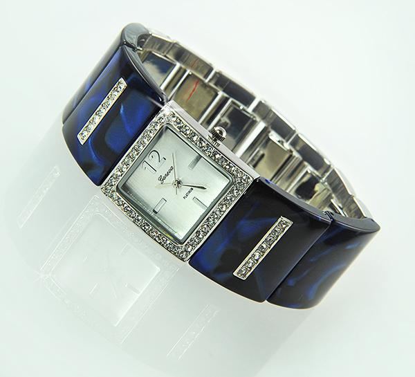 WA98: Blue Zebra Watch