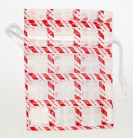 XM15: Candy Cane Gift Pouch