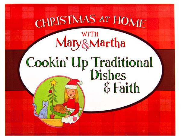 XM147: Cookin Up Traditional Dishes & Faith Book