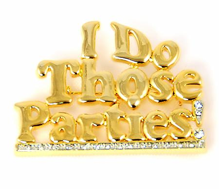 PA452: I Do Those Parties Pin