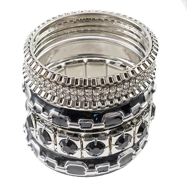 BR352: Multiple Bangle Set