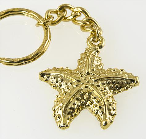 CL85: Starfish Key Chain