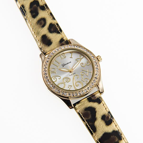 WA128: Leopard / Cheetah Watch