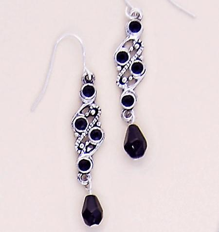EA456: Chandelier Earrings (6 Colors Available)