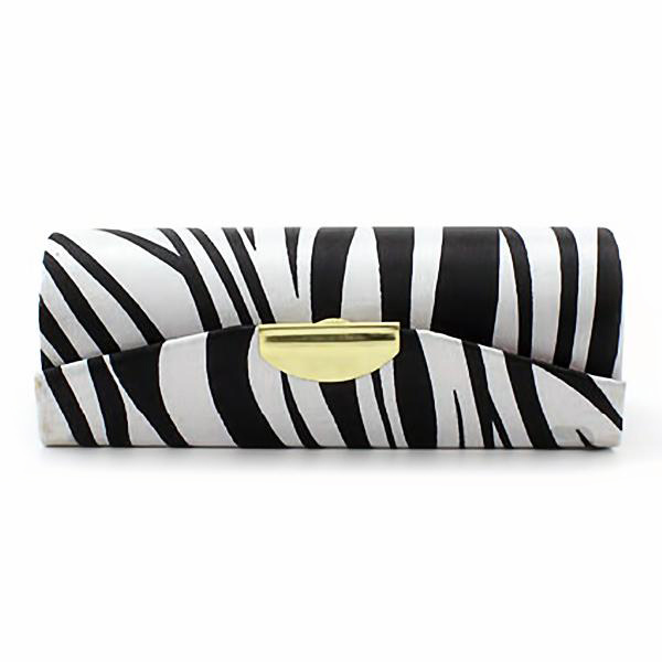 AB145: Zebra Lipstick Holder