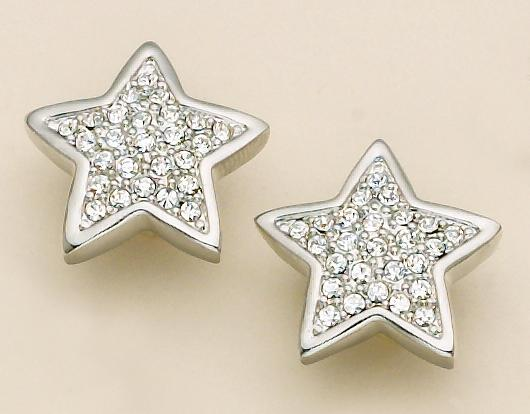 EA273: Crystal Star Earrings