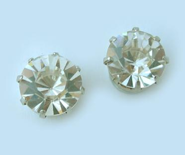 EA375PR: Magnetic CZ Earrings