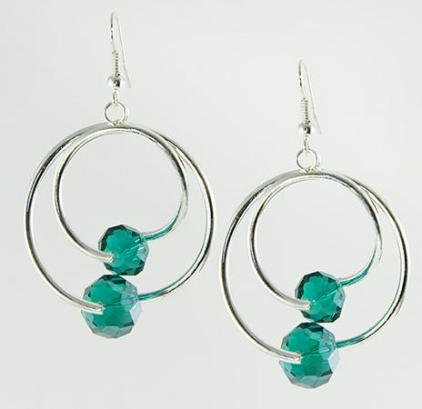 EA524A: Infinity Earrings