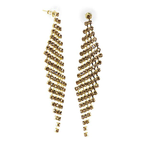 EA620: Exquisite Austrian Crystal Earrings