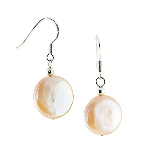 EA630: Fresh Water Pearl Earrings