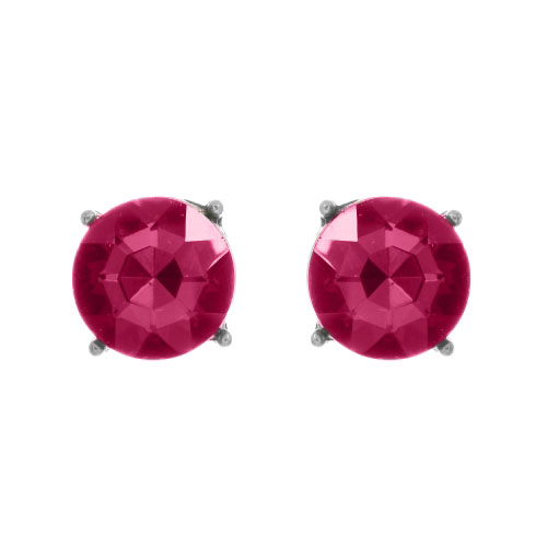 EA701: Pink Ice Earrings