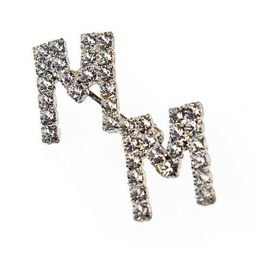 MM01: Crystal MM Pin