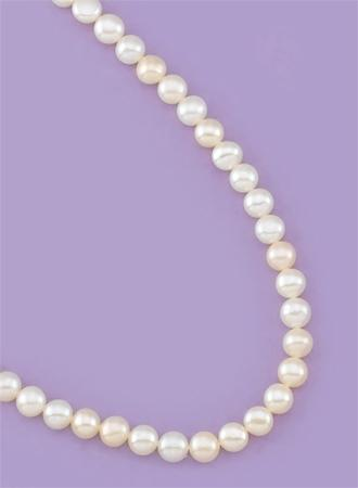 NA170: Genuine Fresh Water Pearl Necklace