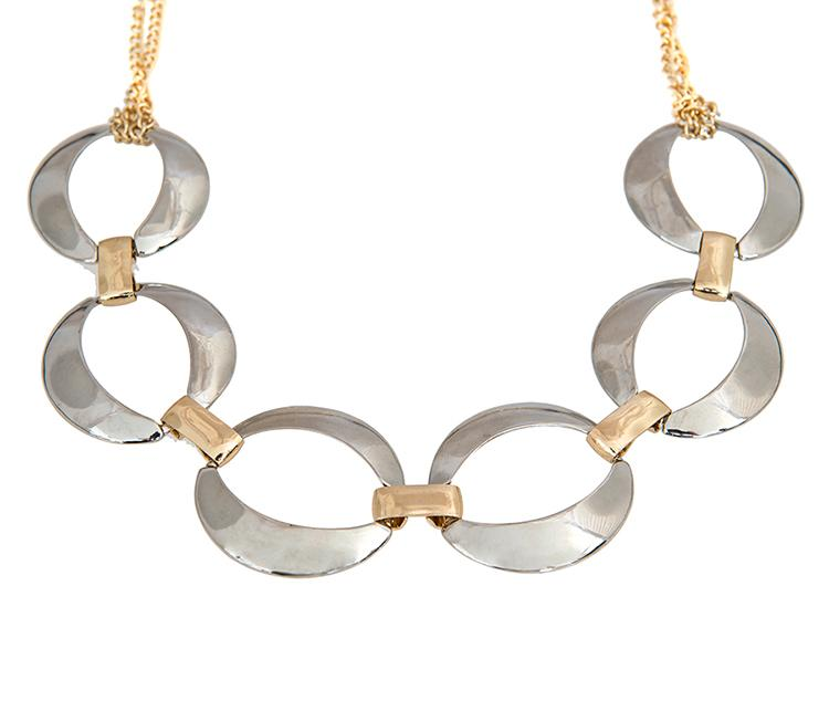 NA327: Circle of Sucess Necklace