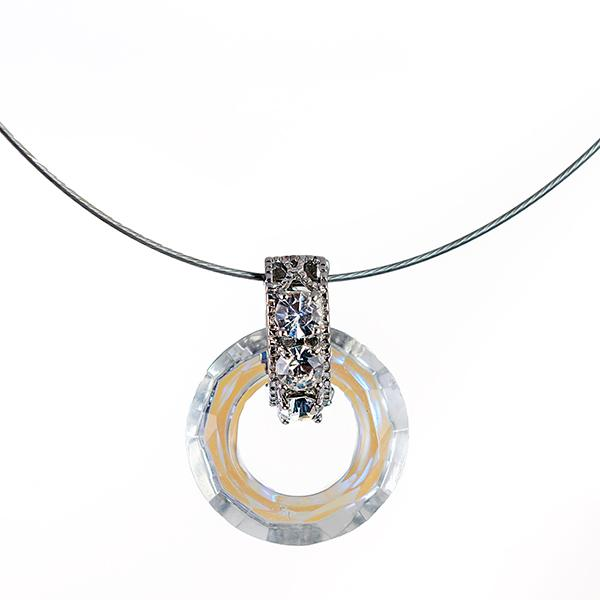 NA354: AB Circle of Excellence Necklace