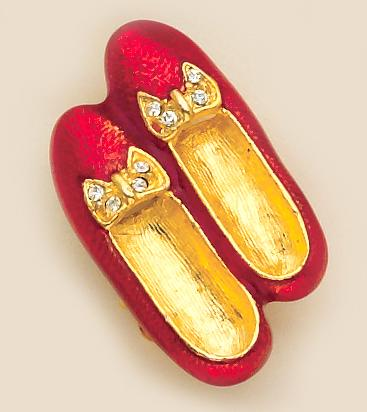 PA140: Red Ruby Slippers Pin