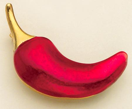 PA190: Red Hot Chilli Pepper Pin