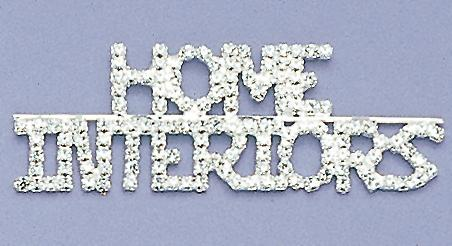 PA234: Home Interiors Crystal Pin