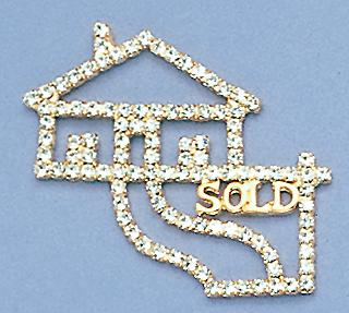 PA326: Home Sold Pin