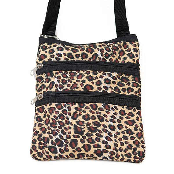 PUR06: Leopard / Cheetah ID Holder