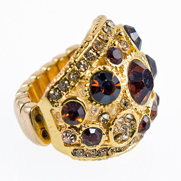 RA153: Topaz Stretch Ring