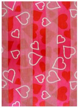 SS13: Love / Heart Scarf