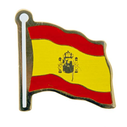 TA584: Spain Flag Lapel Tac