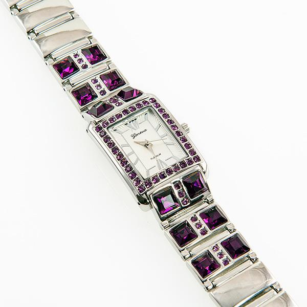 WA118: Austrian Crystal Amyethest Watch